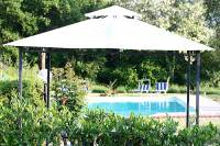 Podere Ulimeto Pesciolini - la piscina